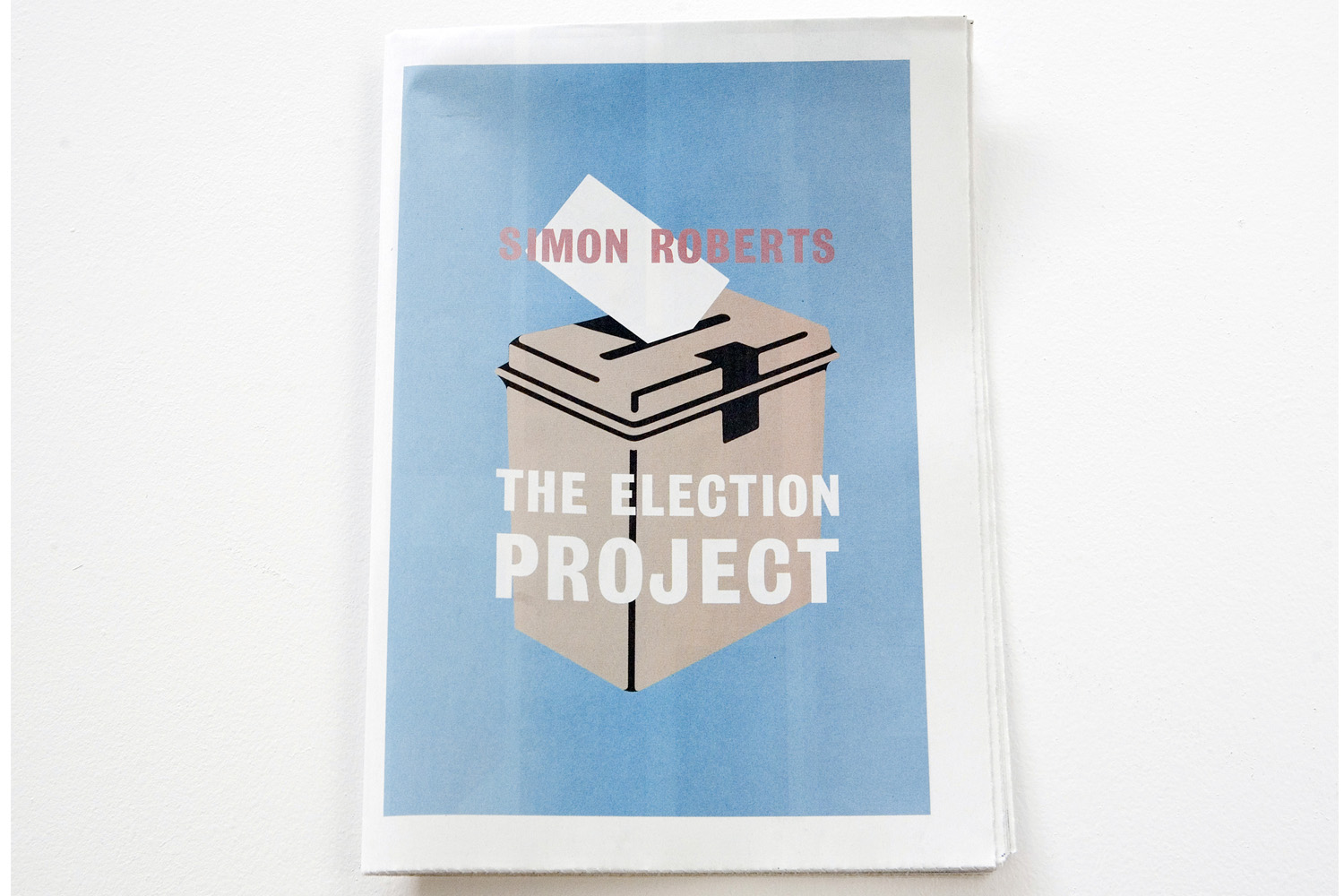 The Election Project by Simon Roberts