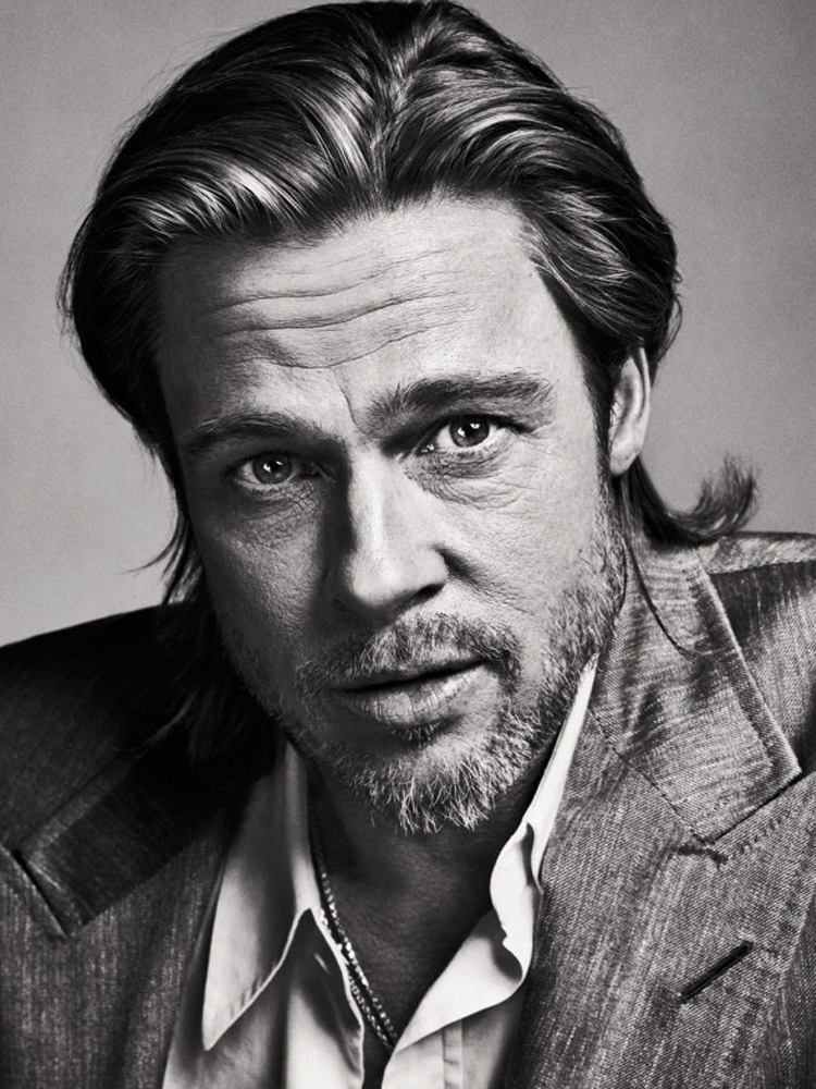 Brad Pitt, Actor. From  Great Performances,  February 20, 2012 issue. Performances: Moneyball, Happy Feet Two, The Tree of Life. Nominated: Best Actor for Moneyball.