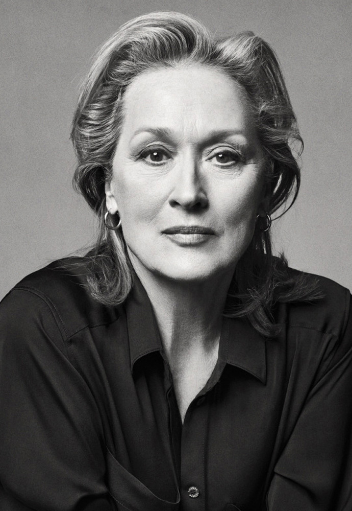 Meryl Streep, Actress. From  Great Performances,  February 20, 2012 issue. Performance: The Iron Lady. Nominated: Best Actress (winner).