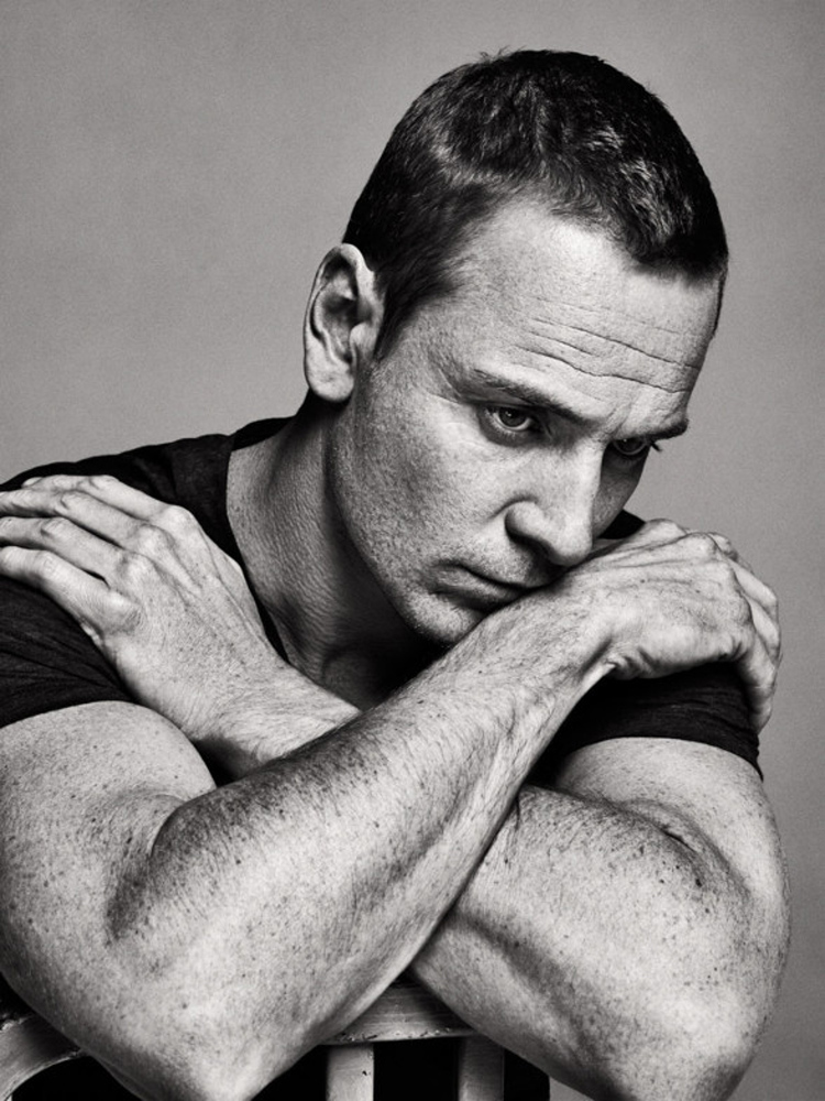 Michael Fassbender, Actor.  From  Great Performances,  February 20, 2012 issue. Performances: Shame, A Dangerous Method, X-Men: First Class, Jane Eyre, Haywire.