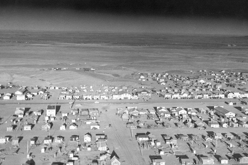 Wheeler, Montana, 1936
