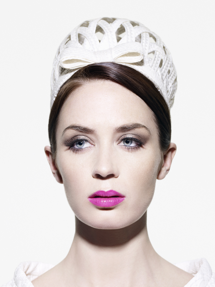 Emily Blunt, Actress. From  A Cool Customer,  TIME Style & Design Spring 2012 issue.