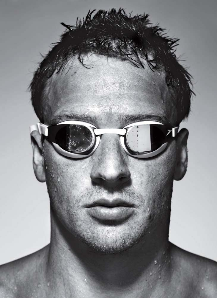 Ryan Lochte, Olympic Athlete, Swimming. From  Rivalries  in TIME's 2012 Olympics Special Issue, July 30, 2012.