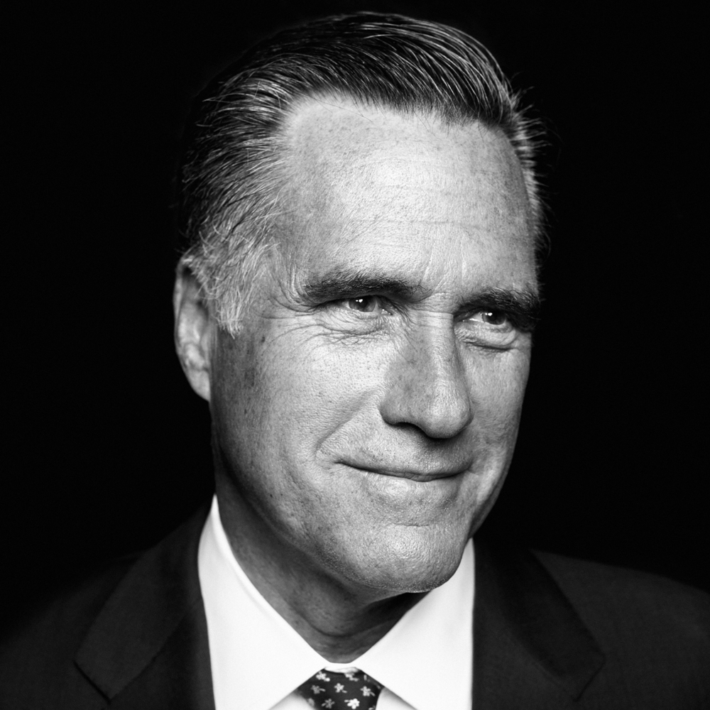 Mitt Romney, 2012 Republican Candidate for President. From  The Mind of Mitt,  September 3, 2012 issue.