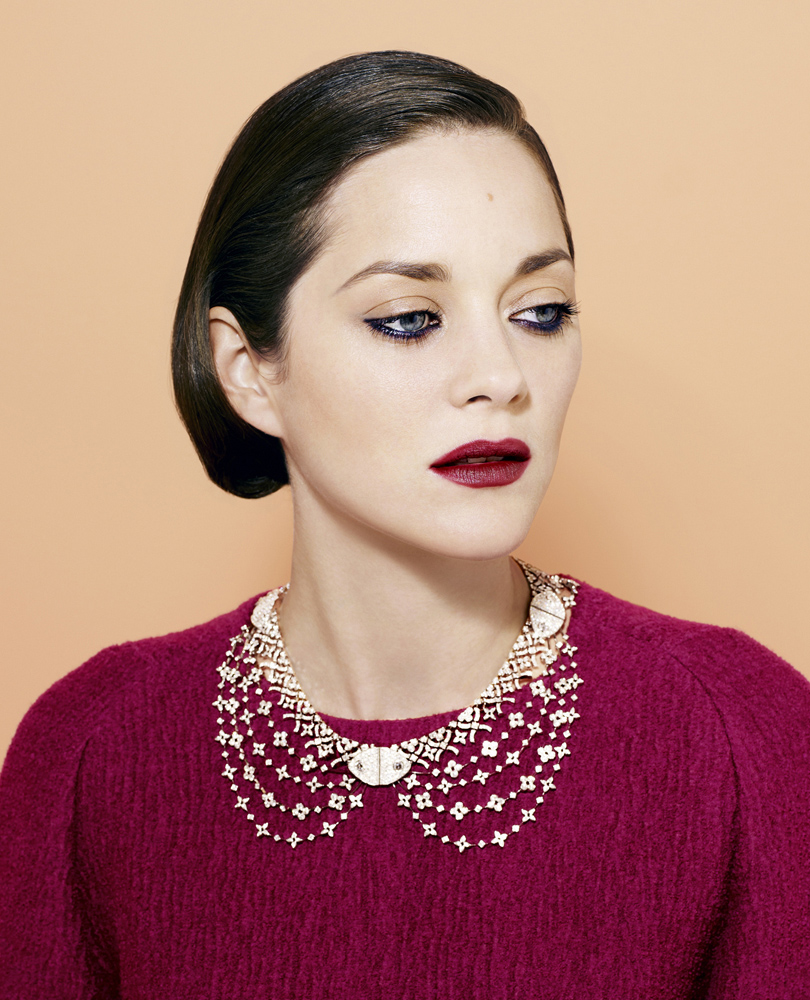 Marion Cotillard, Actress. From  La Vie en Rose,  TIME Style & Design Fall 2012 issue.