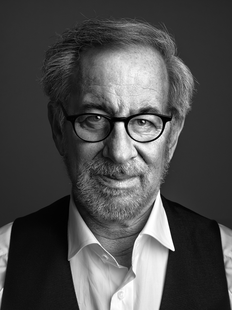 Steven Spielberg, Director. From  Action, Mr. President!  in TIME's Lincoln Special Issue, November 5, 2012.