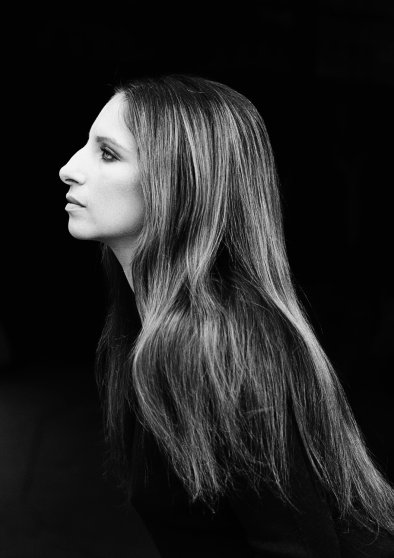 Image: Barbra Streisand, Los Angeles, 1972