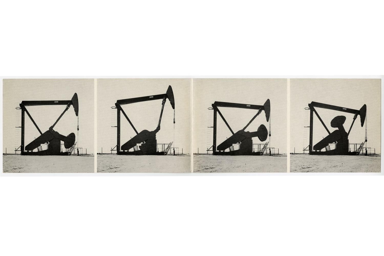 Bernd und Hilla Becher Photographien                               Invitation card, Ruth Nohl Gallery                               Siegen, Germany, 1968