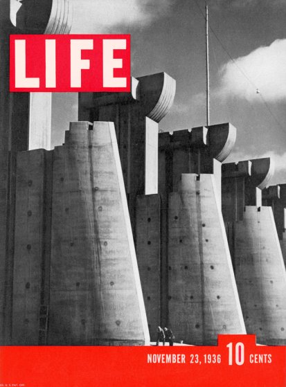 LIFE magazine, November 23, 1936