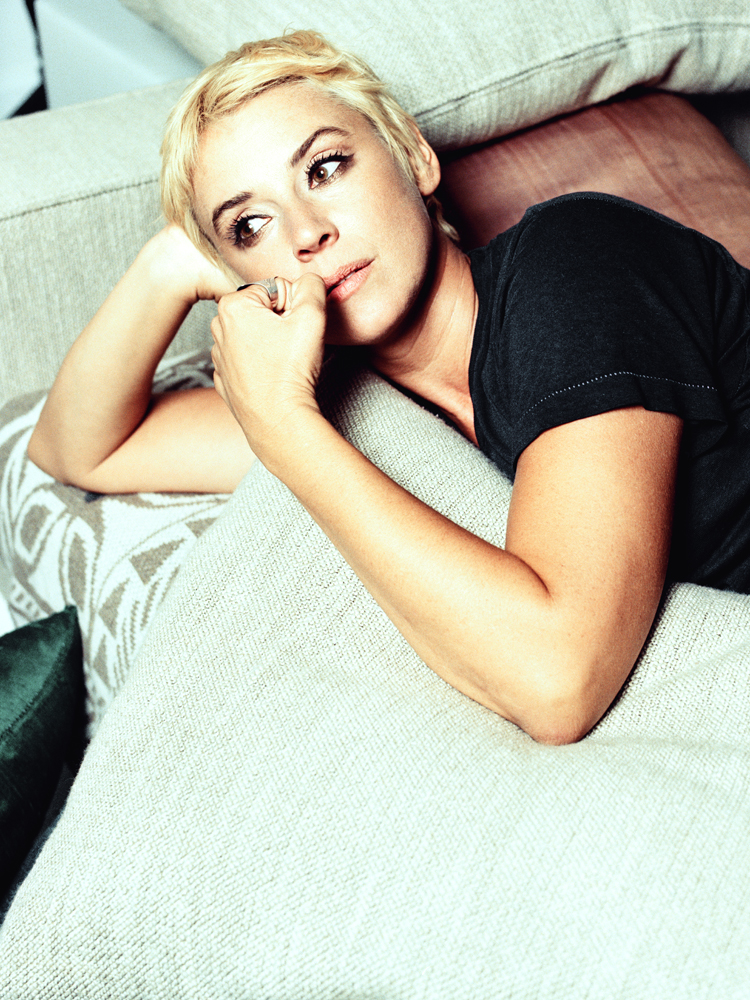 Cat Power, Musician. From  The Voice,  September 10, 2012 issue.