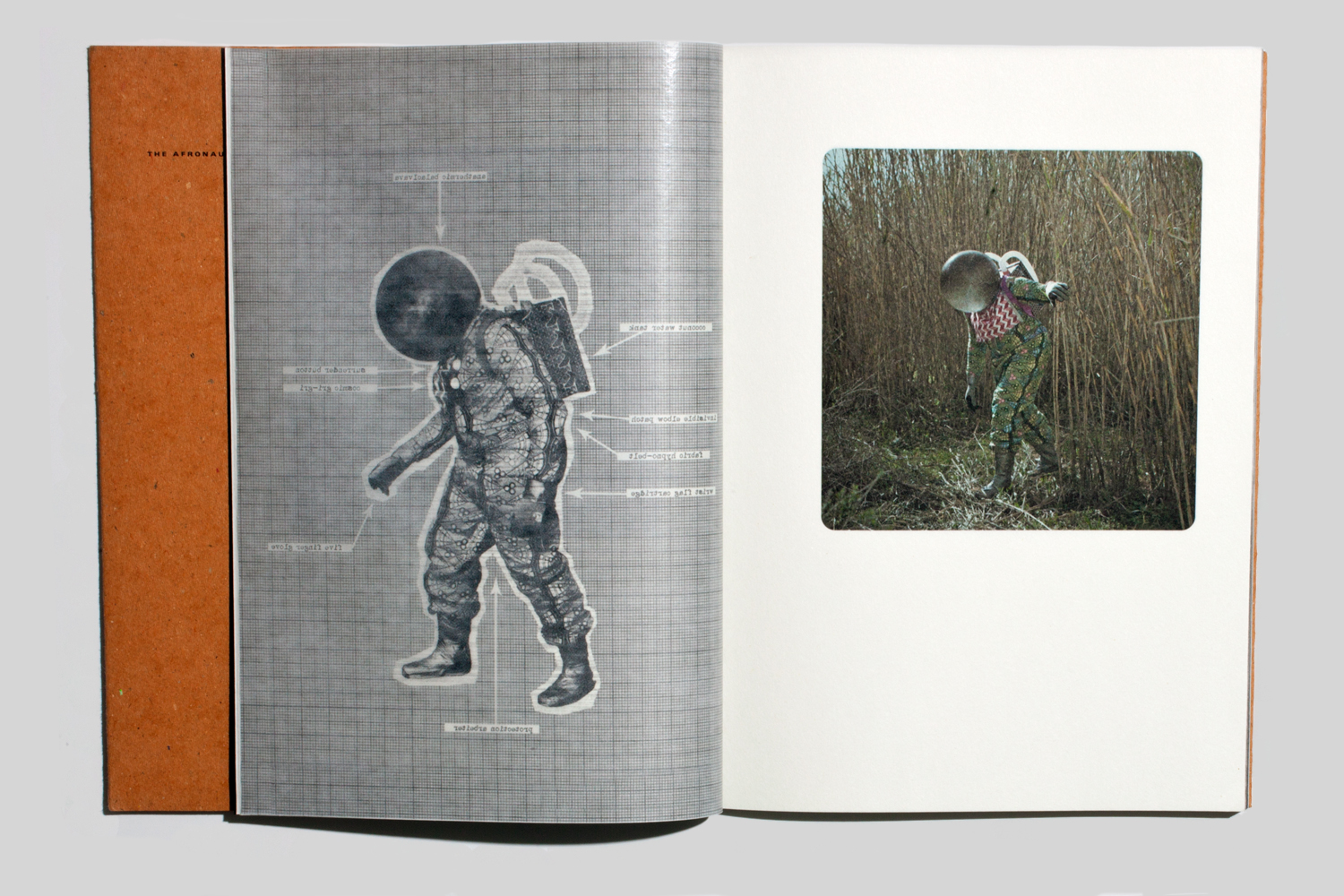 A re-imagined reportage on the Zambian Space Program project, it tells the fascinating story of an impossible project in a visually smart and beautiful way. The book itself, edited with Laia Abril and designed with Ramon Pez, is a real gem. Photographs are accompanied by documents, letters, collages and drawings: every detail sheds a new light on the adventure, while at the same time things are not really what they look like. This book also says a lot about documentary reportage, fiction, hipstamatic, story-telling and visual literacy. Lucky are those who managed to get their hands on a copy of the very small first edition.                                                                —Elisa Medde, Managing Editor of Foam