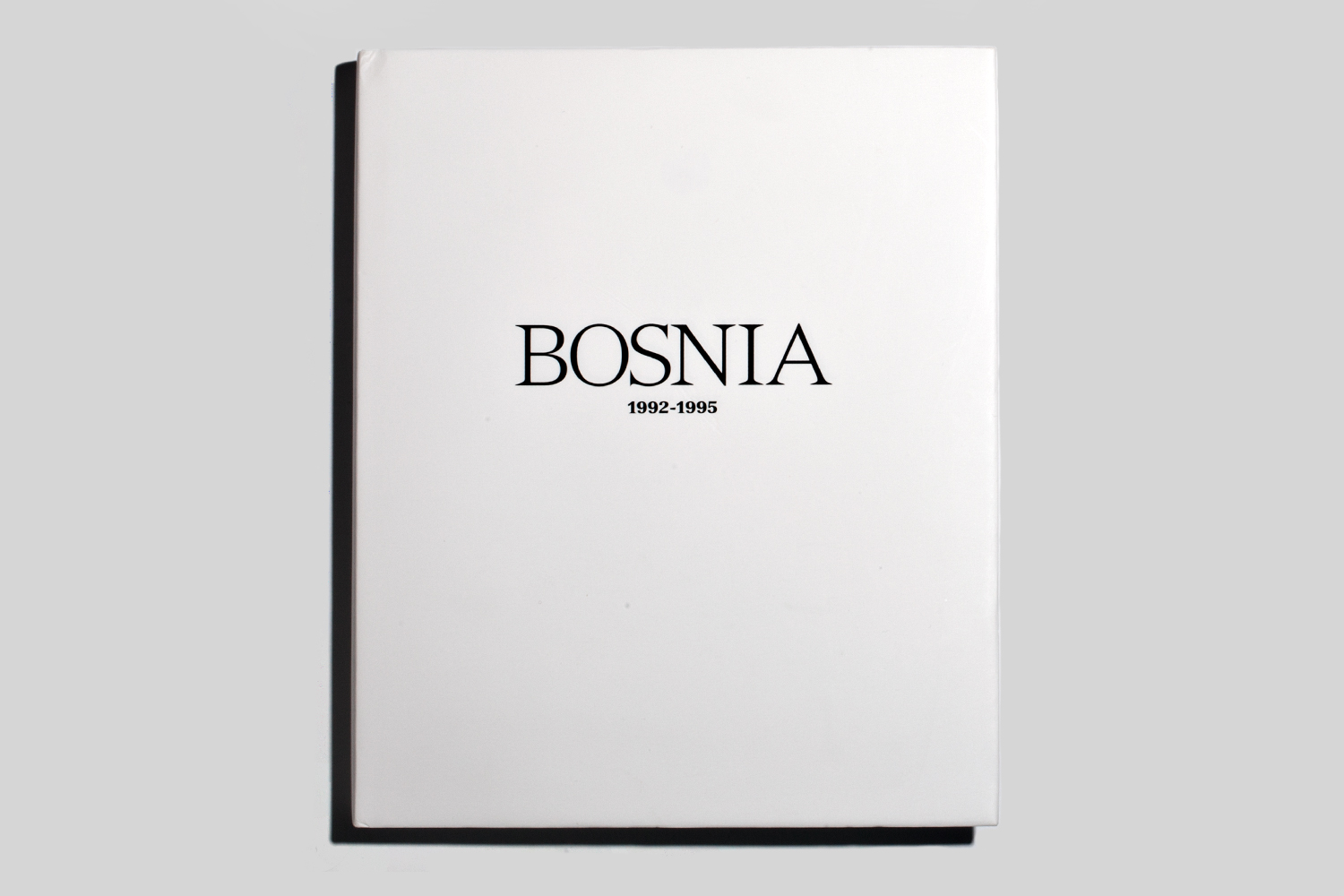 Bosnia: 1992-1995 , edited by Jon Jones, selected by Patrick Witty, international picture editor, TIME