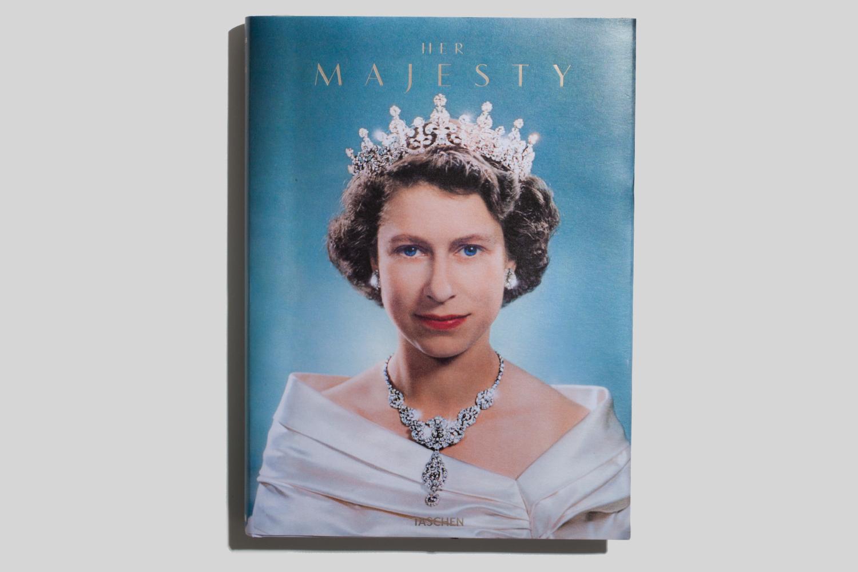Her Majesty by Reuel Golden, selected by Benedikt Taschen, publisher,  Taschen