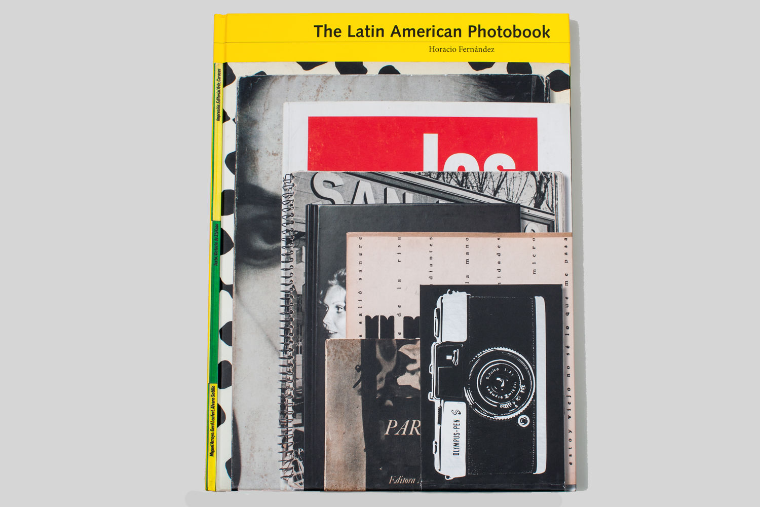 The Latin American Photobook by Horacio Fernández, selected by Anne-Celine Jaeger, author of Image Makers, Image Takers - The Essential Guide to Photography by Those in the Know