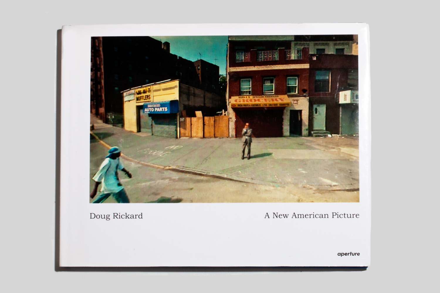 A New American Picture by Doug Rickard, selected by Richard B. Woodward, art critic and writer