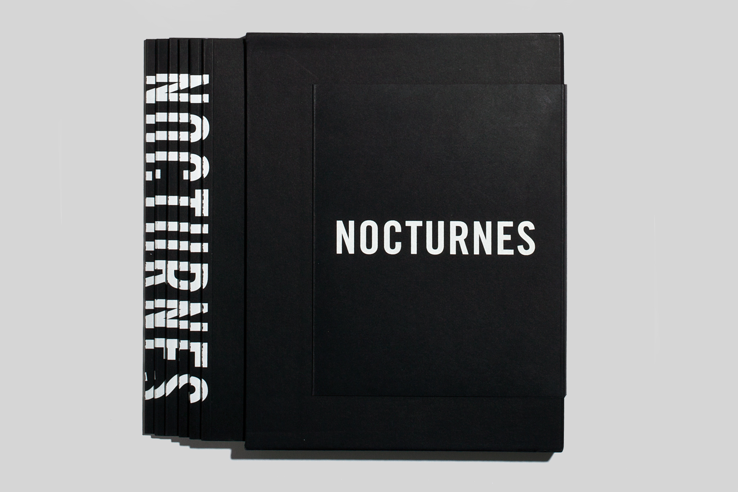 Nocturnes AM projects, selected by Jörg Colberg, founder and editor of Conscientious