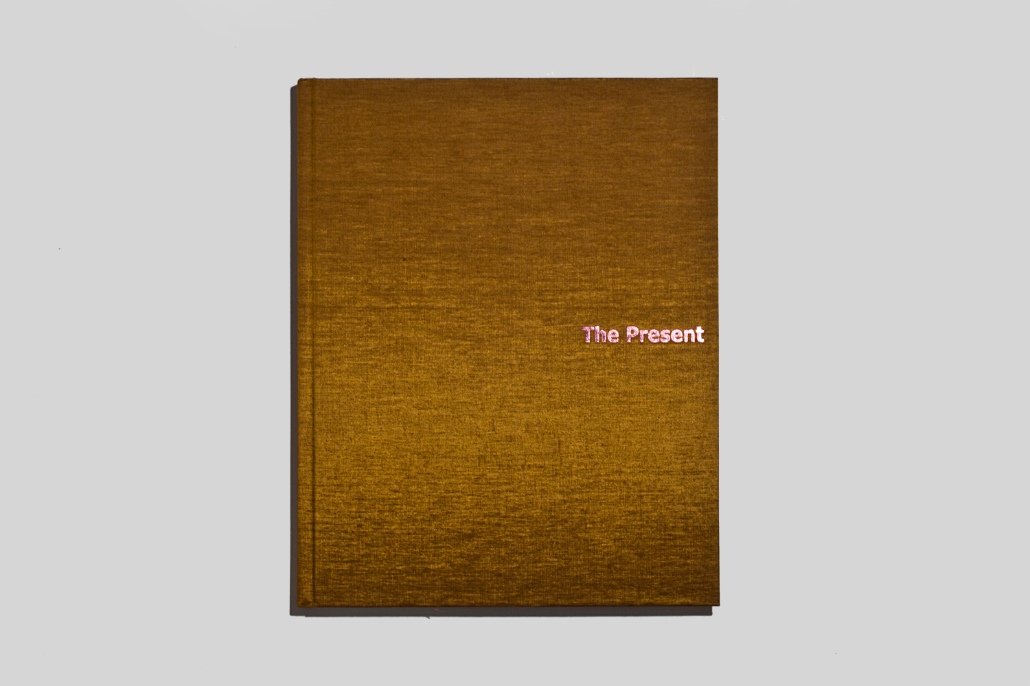 The Present (MACK) by Paul Graham, selected by Aaron Schuman, photographer, writer, curator, and editor of SEESAW