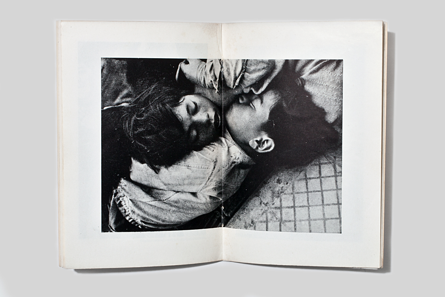 I went to a photography show at Le Bal in Paris at the beginning of the year about the history of Latin American photography books, and there were some books there that I'd never come across. I rarely feel the need to own things, but Sergio Larrain's El Rectangolo En La Mano published in 1963 made me want to snaffle it out of the exhibition and hide it in my back pocket. As that was not really an option, the crusade to own this book and learn more about Larrain's work, began a lovely little journey into Latin American books past and present. The book that best sums up this serendipitous journey is The Latin American Photobook, published by Aperture this January. In it, Horacio Fernandez presents 150 volumes from all over Latin America, starting in the 1920s and leading the present day.                                                               —Anne-Celine Jaeger is the author of Image Makers, Image Takers - The Essential Guide to Photography by Those in the Know
