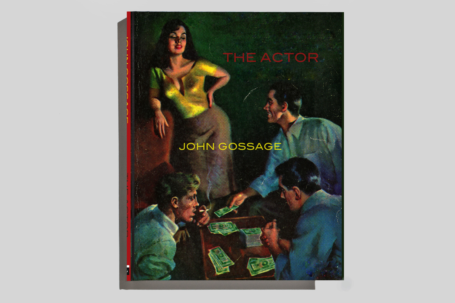 The Actor by John Gossage, selected by Jeffery Ladd, photographer, writer and publisher of Errata Editions