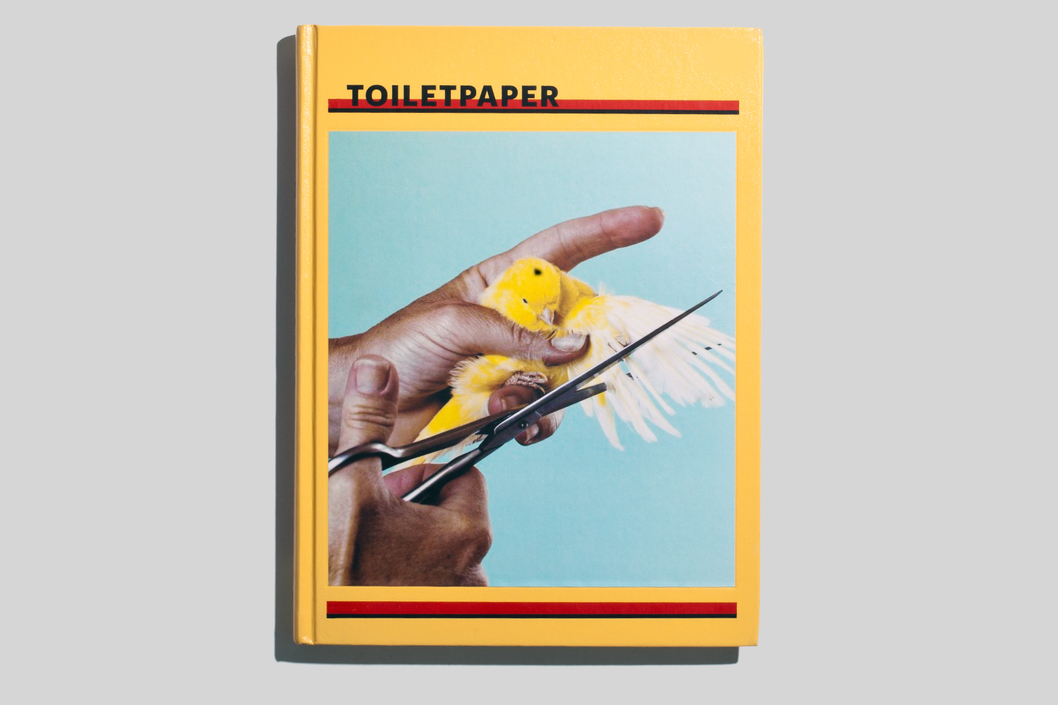 Toilet Paper by Maurizio Cattelan, selected by Alexander Ho, photo editor, special projects, TIME.com