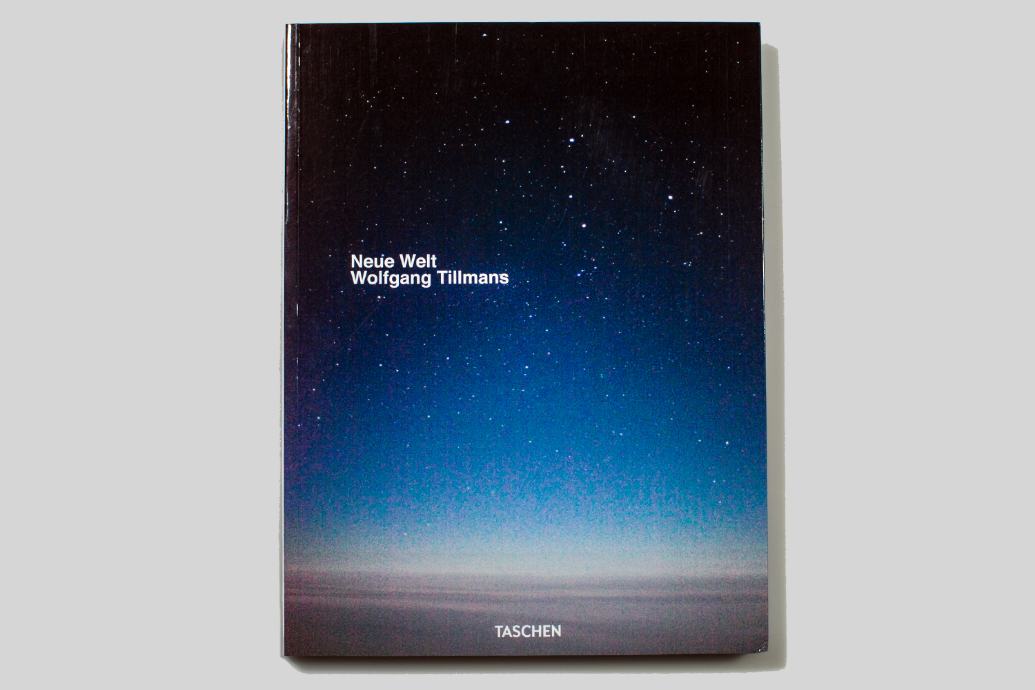 Neue Welt by Wolfgang Tillmans, selected by Michael Mack, publisher of MACK