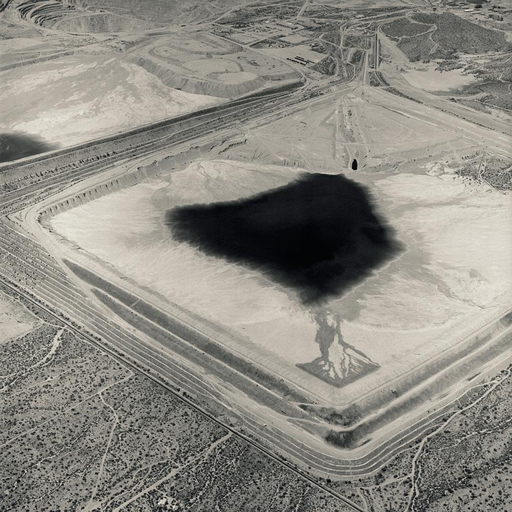 Black Maps (Pima, Arizona 5), 1985.