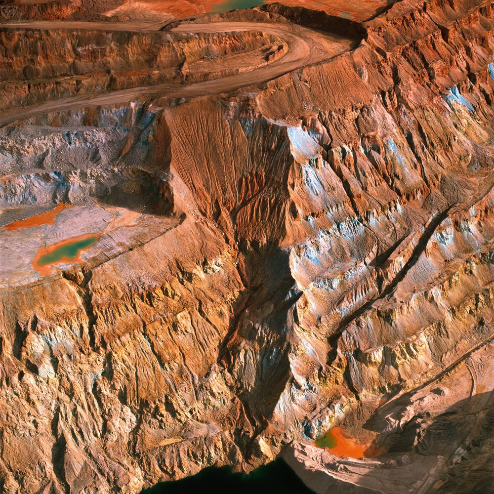The Mining Project (Inspiration, Arizona 11), 1989.