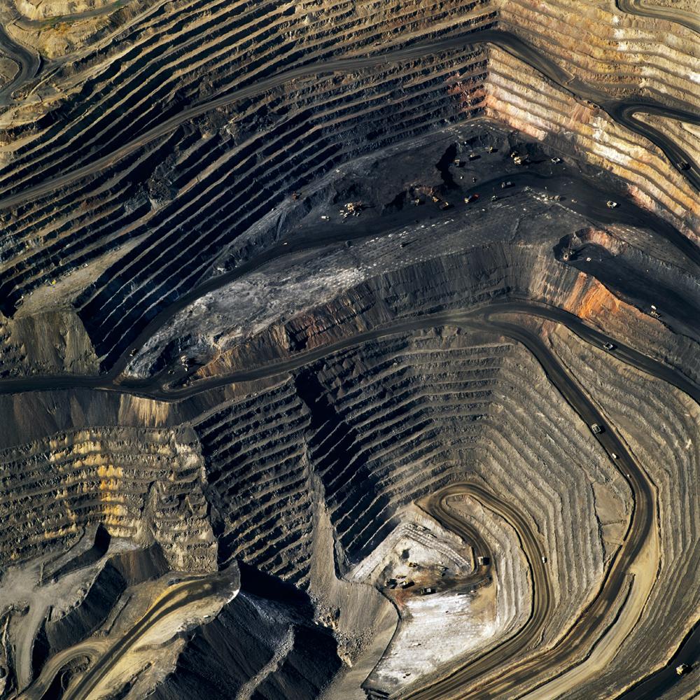 American Mine (Carlin, Nevada 2), 2007.