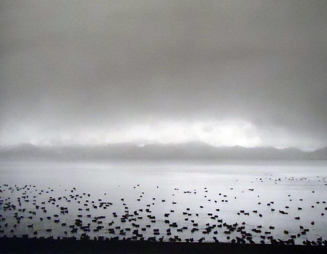 Inawashiko Lake, Japan