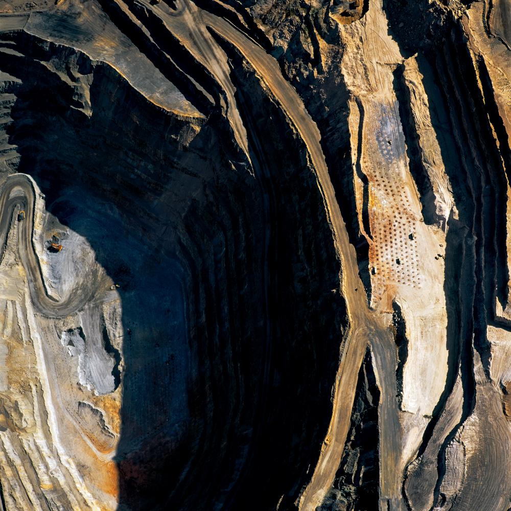 American Mine (Carlin, Nevada 14), 2007.