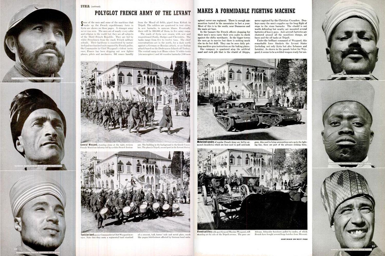 LIFE magazine, May 20, 1940.