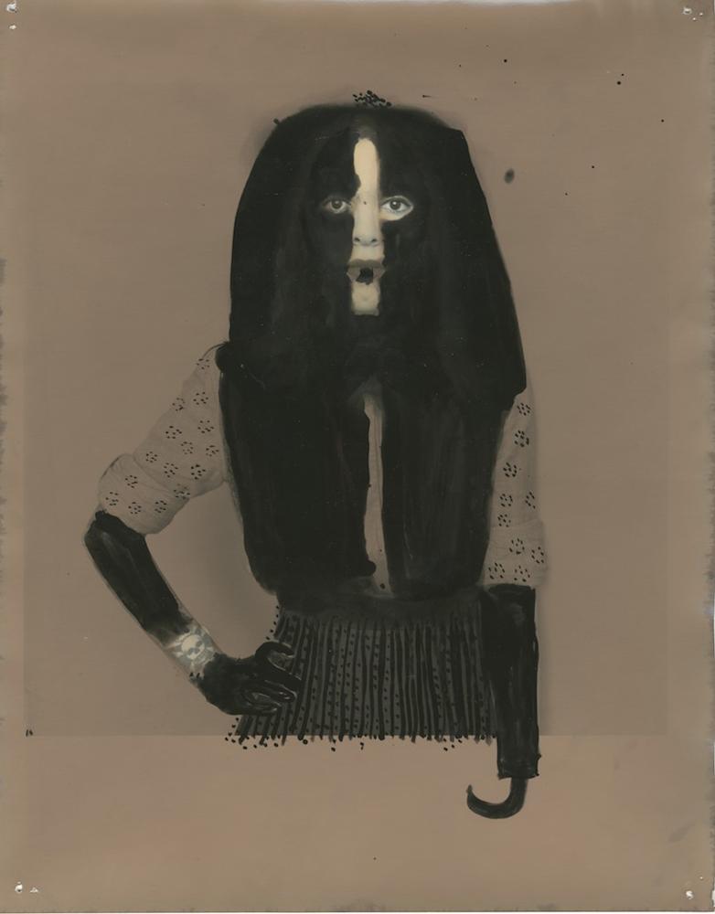 Fauna and Flora #6 (Black madonna, 2010)