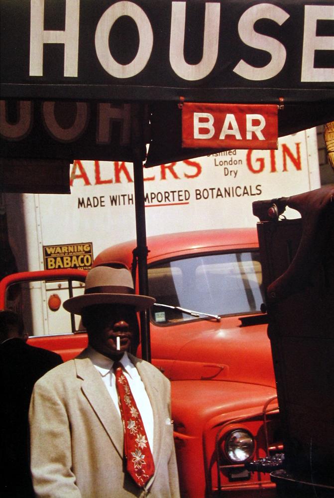 Harlem, 1960