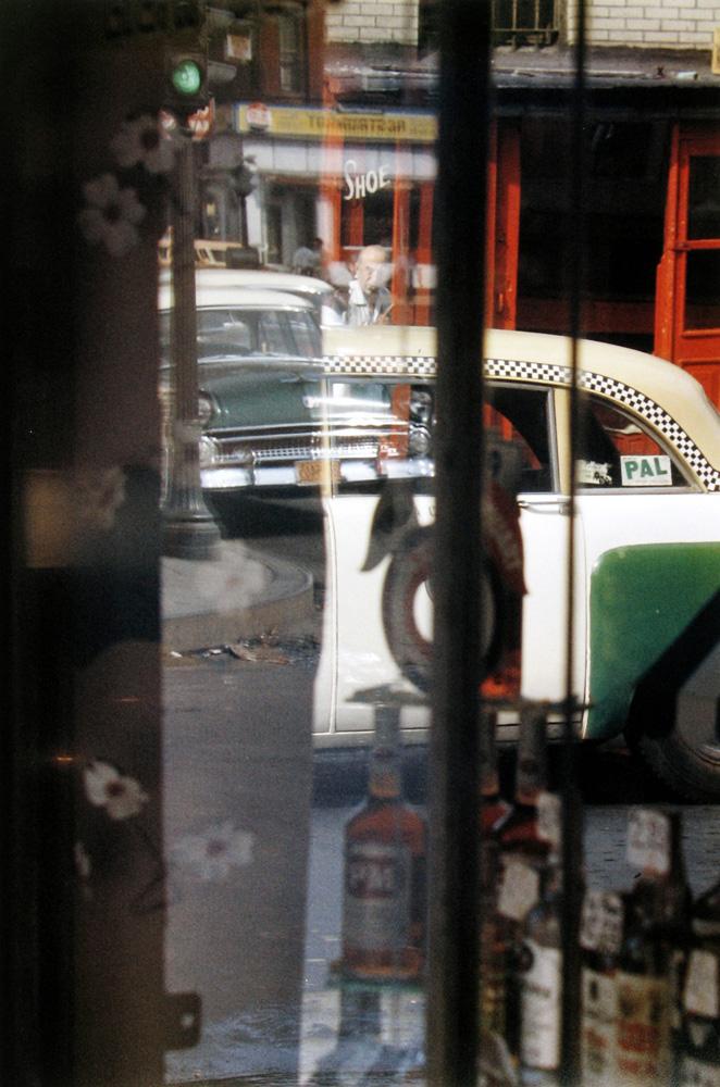 Taxi, 1956