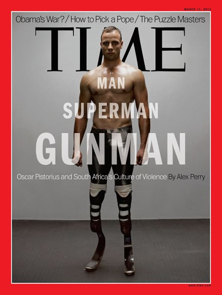 The March 11, 2013, cover of TIME