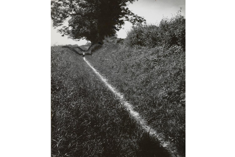 The Pilgrim's Way, Kent,  1950