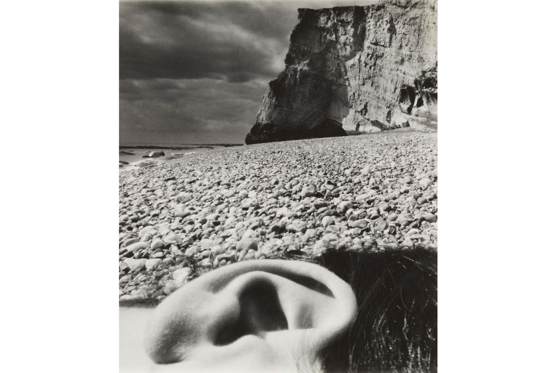 Seaford, East Sussex Coast. 1957.