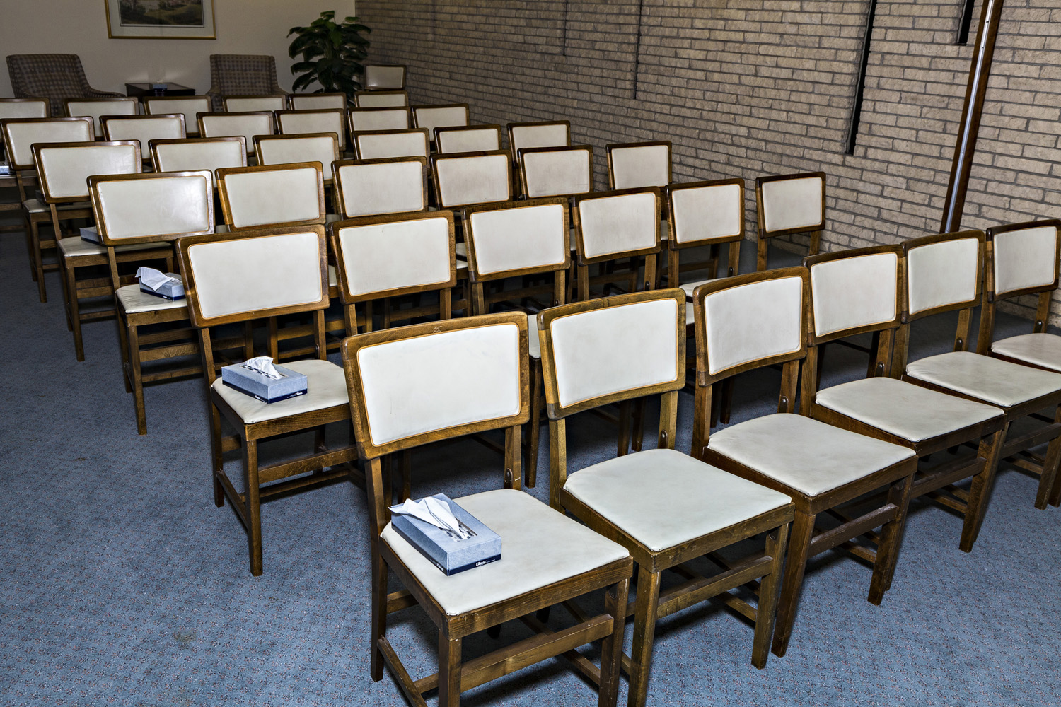 Bradshaw Crematory offers a chapel for memorial services.