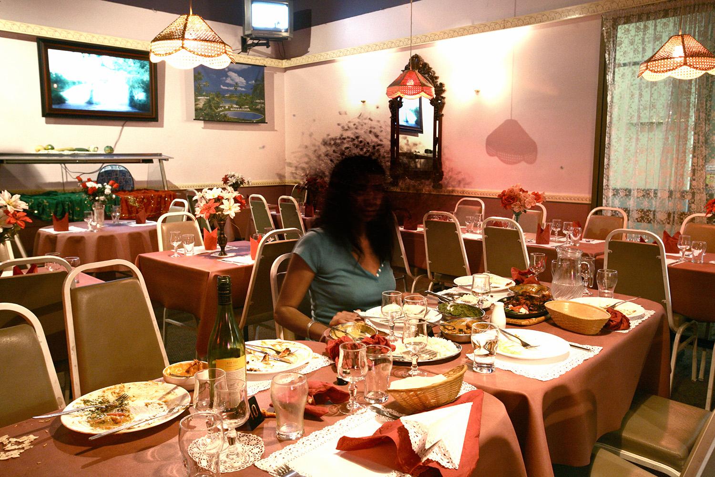 Restaurant Surtaj, 2007