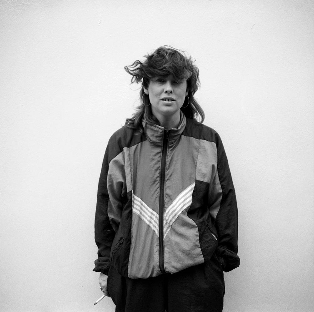 A portrait from Teenage Precinct Shoppers
