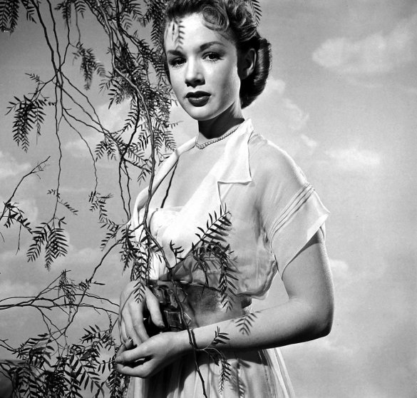 Piper Laurie, 1950.