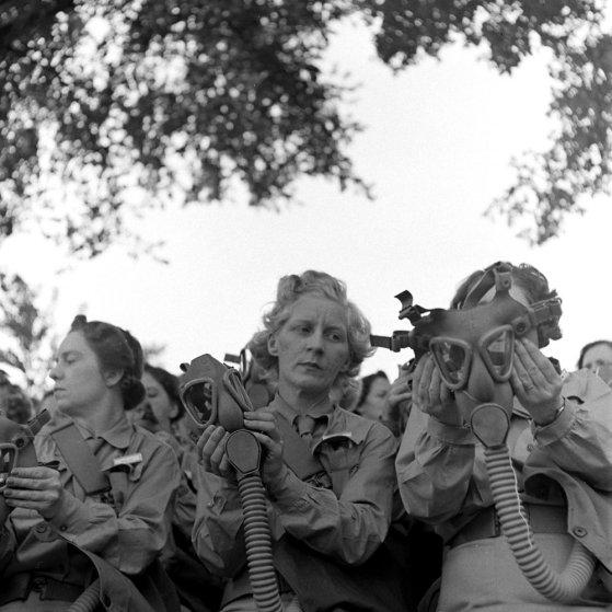 Women's Army Auxiliary Corps, Iowa, 1942.