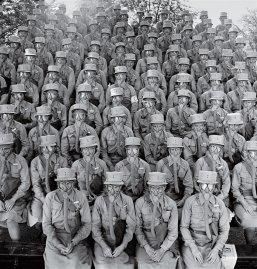 Women's Army Auxiliary Corps, Iowa, 1942
