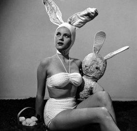 Peggy Castle, 1950