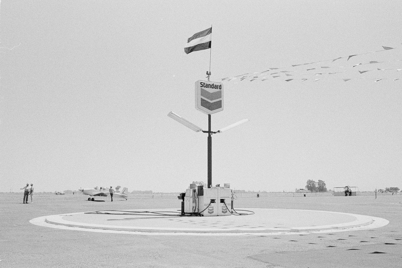 Landing Pad, 1976