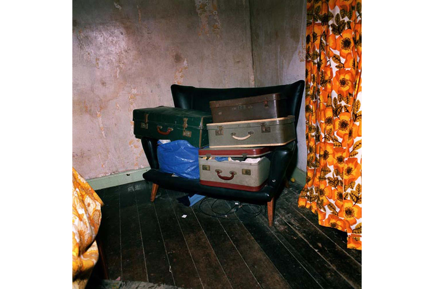 From the series Pictures from the Real World, made in Derby, UK from 1987-88.