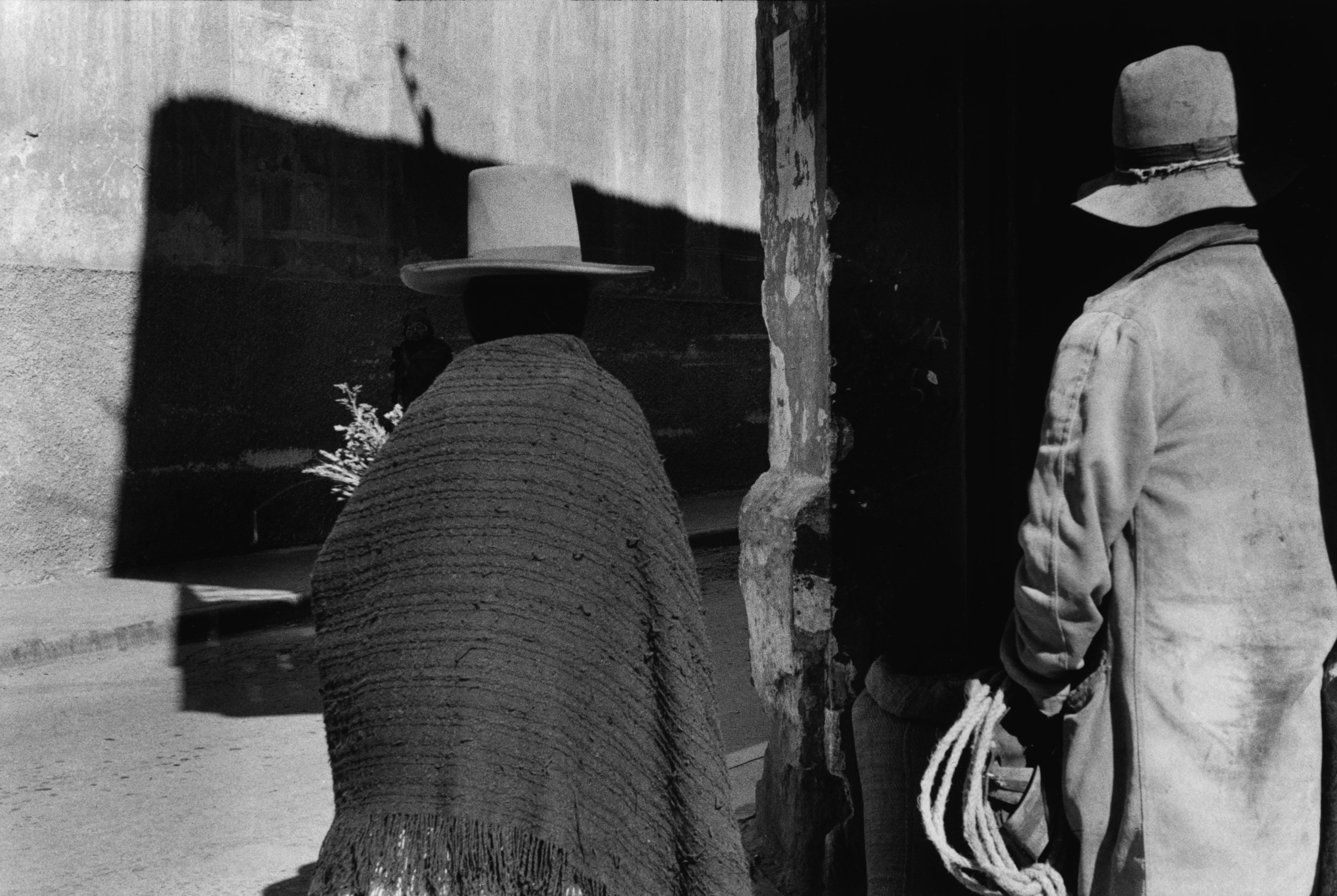 Potosi, Bolivia, 1957.