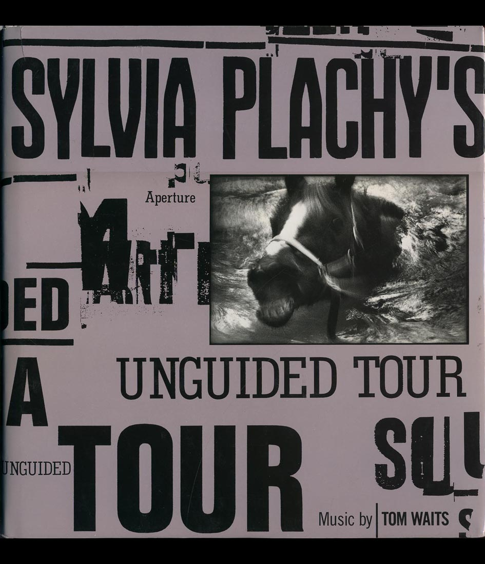 """Unguided Tour, photos by Sylvia Plachy, 1991                                She is open to new things and she repsonds to things in the moment. She doesn't push her point of view. It's a free-flowing enjoyment of the time. She just has this wonderful spirit and we both consider it more like playing together. It is like fun."""" —Sylvia Plachy"""