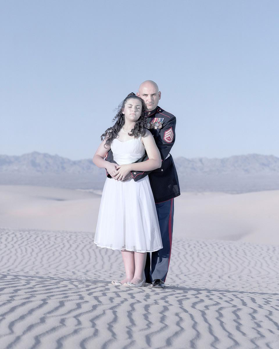 Miranda and Jody Heckert                               Yuma, Arizona