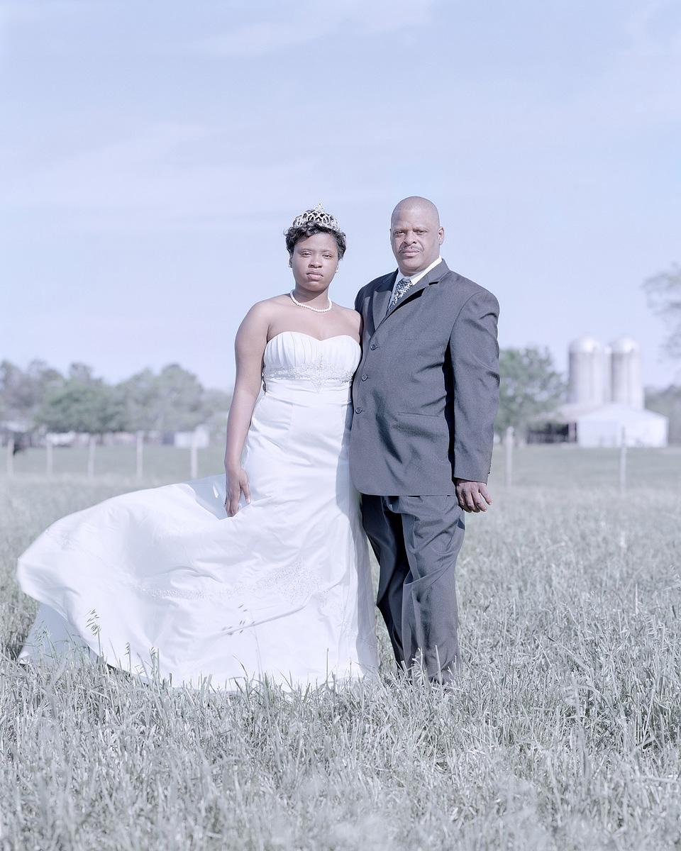LaChandra Walker and Fitzgerald Williams                               Gloster, Louisiana